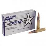 Independence Ammunition M193 5.56 NATO Ammunition